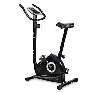 Xylo Heimtrainer Fitness Fahrrad Hometrainer Ergometer Trimmrad Bike Trimmrad bis 150kg belastbar
