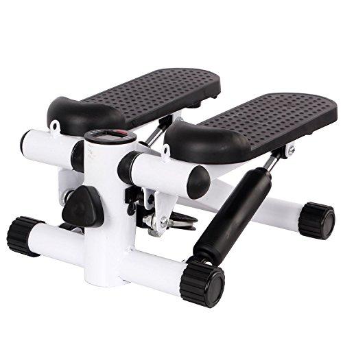 Ardisle Mini Stepper Beine Arm Oberschenkel Fitness Gymnastik Aerobic Workout Maschine Stepper