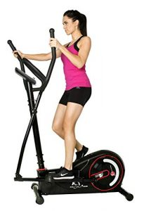 Christopeit Crosstrainer AX 7 Black Edition Ellipsentrainer Fitness Fitnessgerät