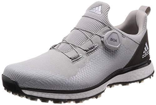 adidas Herren Forgefiber Boa Golfschuhe, Grau (Gris Bb7917), 42 EU