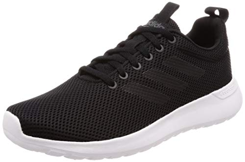 adidas Herren Lite Racer CLN Fitnessschuhe, Schwarz (CBlack/Carbon), 45 1/3 EU
