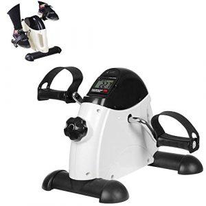 Gute Qualität Beintrainer, Pedal Exerciser Medical Hausierer für Bein Arm und Knie-Recovery-Übung mit LCD-Monitor