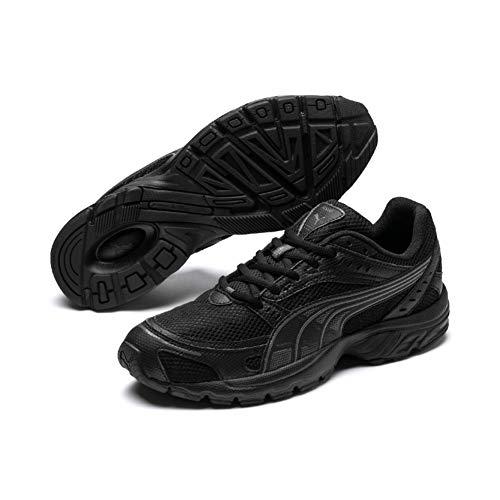 Puma Unisex-Erwachsene Axis Fitnessschuhe, Schwarz Black-Asphalt, 44 EU