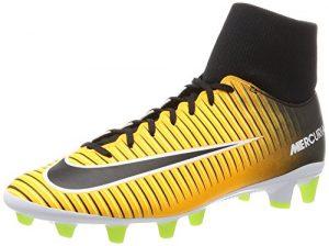 Nike Herren Mercurial Victory Vi Df Agpro Fußballschuhe, Laser Orange/Black/White/Volt, 38.5 EU